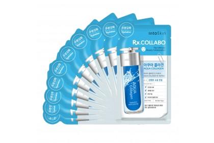 INTOSKIN RX. COLLABO Aqua Collagen In Tea Tree Mask [1ea]