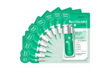 INTOSKIN RX. COLLABO Peptide In Propolis Mask [10ea]