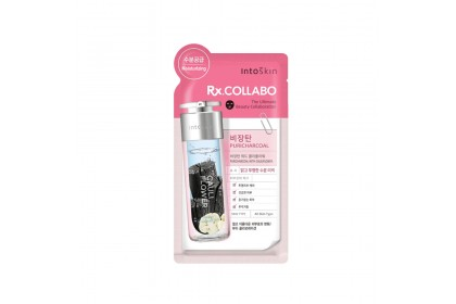 INTOSKIN RX. COLLABO Puricharcoal With Cauliflower Mask [10ea]
