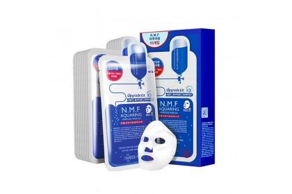 MEDIHEAL N.M.F Aquaring Ampoule Mask Ex [10ea]