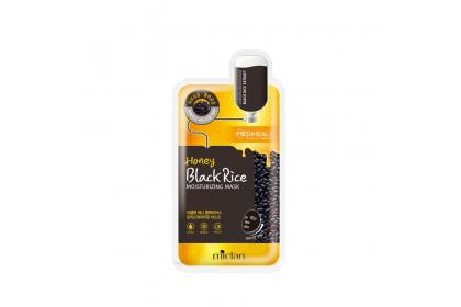 MICLAN BY MEDIHEAL Honey Black Rice Moisturizing Mask [1ea]